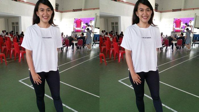 Astrid Tatumpe, Mantan Finalis Putri Indonesia Apresiasi Keberhasilan Tim Basket Sulut