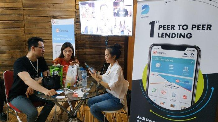 Danamas Tawarkan Kredit Tanpa Agunan dalam Urban Economy Festival 2019 Manado