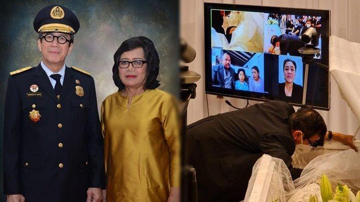 Firasat Istri Yasonna Sebelum Meninggal: 'Kalau Aku Meninggal Tiba-tiba, Nanti Kamu Tidak Lihat Aku'