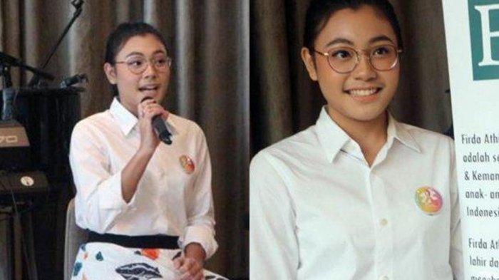 VIDEO Sosok Firda Athira Azis Putri Cantik Kapolri Jenderal Idham Azis
