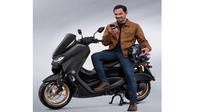 Fitur Favorit di All New NMAX 155 Connected/ABS Ini Dinilai Mirip Kaya Moge
