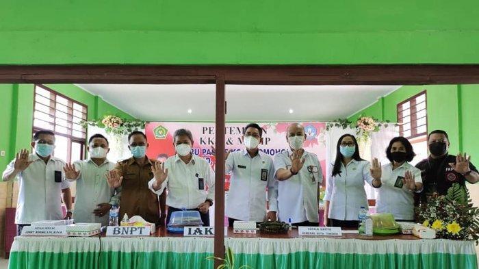 FKPT Sulut Sosialisasi Lomba Guru Agama sebagai Pelopor Moderasi di Sekolah di Kota Tomohon