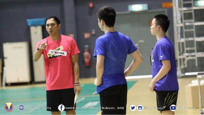 Sosok Pelatih Ganda Malaysia yang Berhasil Tumbangkan Kevin/Marcus dan Sang Guru, Berdarah Manado