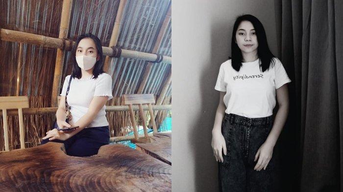 Flowrensi Gabby Ering Mahasiswi Asal Tomohon, Bersyukur Terlibat Pencegahan Penyebaran Covid-19