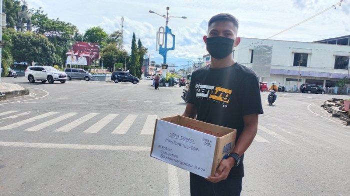 Fodka BMR Turun Jalan Galang Dana untuk Korban Bencana di Manado dan Sulbar