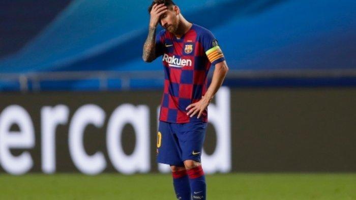 HASIL Liga Spanyol: Barcelona Digulung Celta Vigo, Messi Cs Terdepak dari Perburuan Gelar LaLiga