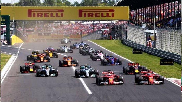 Jadwal Lengkap Formula 1 2020, Pembukaan di Sirkuit Melbourne Grand Prix, Albert Park