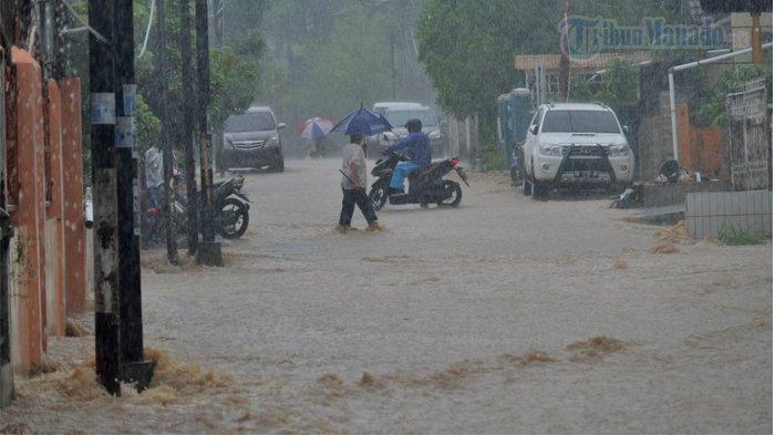 Prakiraan Cuaca Minggu 29 Agustus 2021 untuk Kota Manado Sulut, Info BMKG Hujan Pagi Hingga Siang