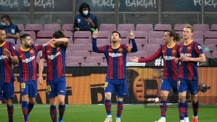Valencia Vs Barcelona Dini Hari Nanti, 3 Poin Harga Mati bagi Lionel Messi dkk