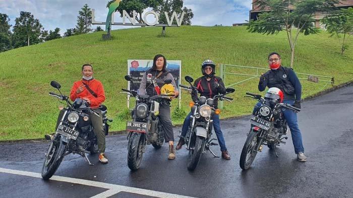 Jalan-jalan Bersama Benelli Motobi dan Leoncino, Nikmati Jalan Berkelok dan Menanjak Manado-Tomohon