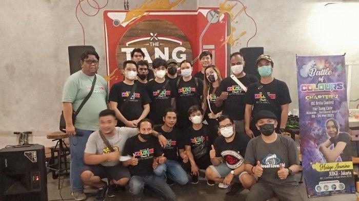 308 Ikan Cupang Ramaikan Battle of Colours Chapter 2