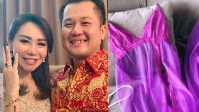 Jelang Pernikahan Femmy Sapat Hadiah Pakaian Dalam dari Calon Ayah Mertua
