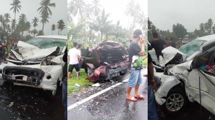 Kecelakaan Lalu Lintas di Poigar, Akun Facebook Pendeta Imelda Lumetu Banjir Ucapan Duka