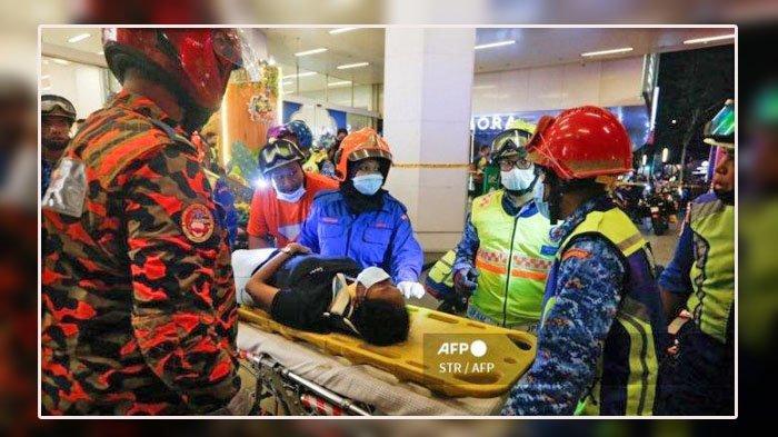 2 Kereta Bertabrakan, Kecelakaan Terjadi, Lebih dari 200 Orang Terluka