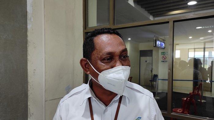 General Manager Bandara Samrat Manado, Minggus ET Gandeguai