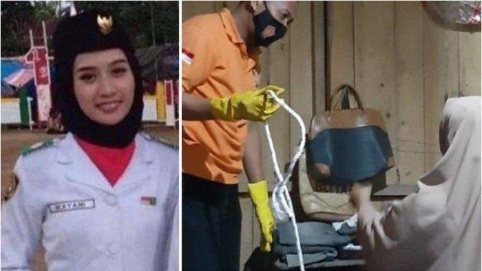 Sosok Ikayani Gadis yang Tewas Bunuh Diri, Anggota Paskibra SMA, Dikenal Penyabar dan Mudah Bergaul