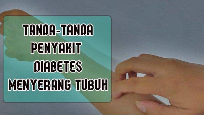 Tanda Penyakit Diabetes, Akan Muncul Ini di Kulit, Simak Penjelasan 12 Gejalanya