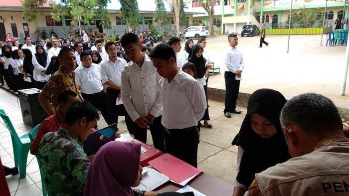 Jumlah Pelamar CPNS di Kotamobagu Capai 500 Orang
