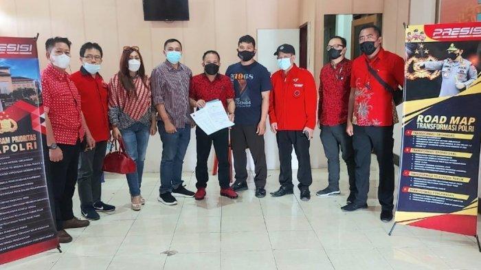 PDIP Tomohon Laporkan Dua Akun Medsos Penyebar Hoax Megawati Wafat