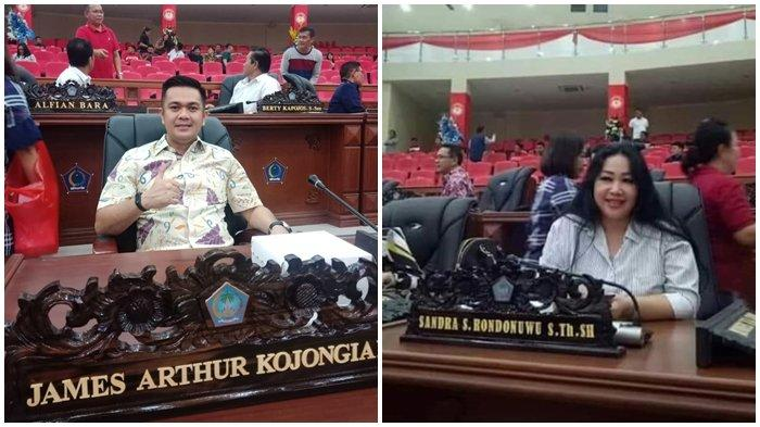 Christiany Eugenia Paruntu Tak RelaJames Arthur Kojongian Dilengserkan, Proses Sudah di Kemendagri
