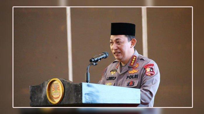 Nama-nama Perwira Tinggi & Menengah Polri Yang Dimutasi Kapolri Jenderal Listyo Sigit Prabowo