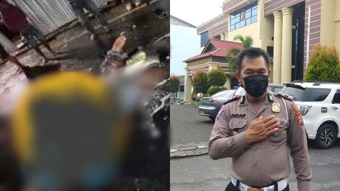 Kecelakaan Maut di Malalayang Manado, Putra Surentu Meninggal Setelah Tabrak Truk