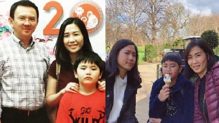 Lucunya Reaksi 'Datar' Anak Bungsu Ahok Saat Dapat Kejutan Hadiah Ulang Tahun dari Ibu dan Kakaknya