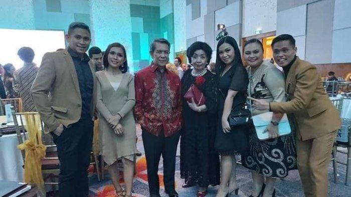 Kenangan Para Penyanyi Bersama SH Sarundajang, Sering Tampil Bersama di Manila dan Jakarta