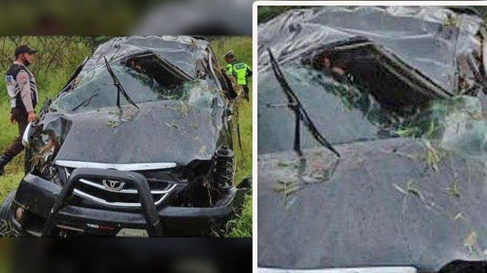 Nama-nama Korban Tewas, Kecelakaan Maut di Tol Tebing Tinggi Medan, 4 Meninggal 1 Selamat