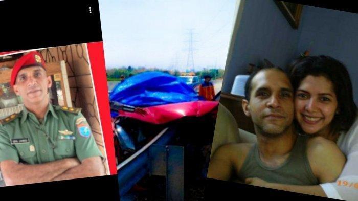 KRONOLOGI Perwira TNI Letkol Iqbal dan Istri Meninggal, Anak Berusia 6 Tahun Dirawat di Rumah Sakit