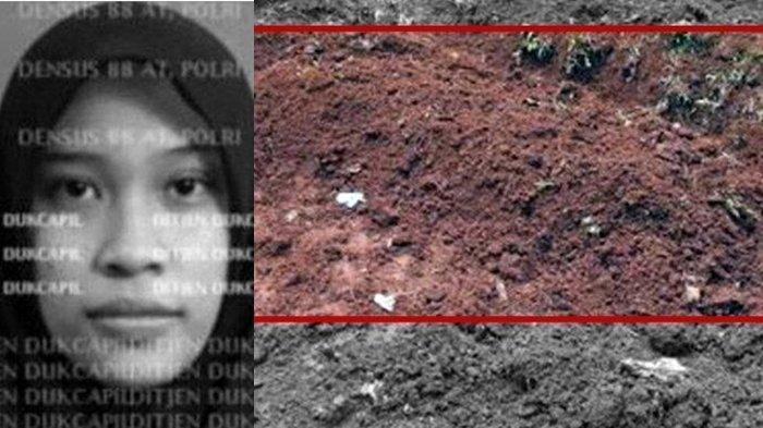 Penampakan Makam Teroris Zakiah Aini, Ditinggalkan Keluarga Tanpa Bunga dan Nisan, Ayahnya Gemetaran