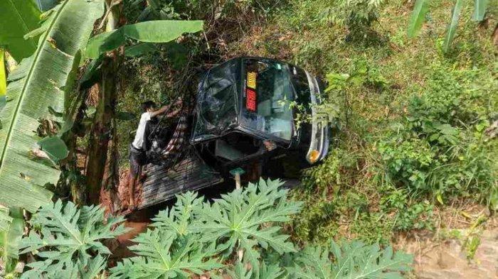 Kecelakaan Maut, Mobil Rombongan Wisatawan Masuk Jurang, Berikut Ini Identitas 14 Korban