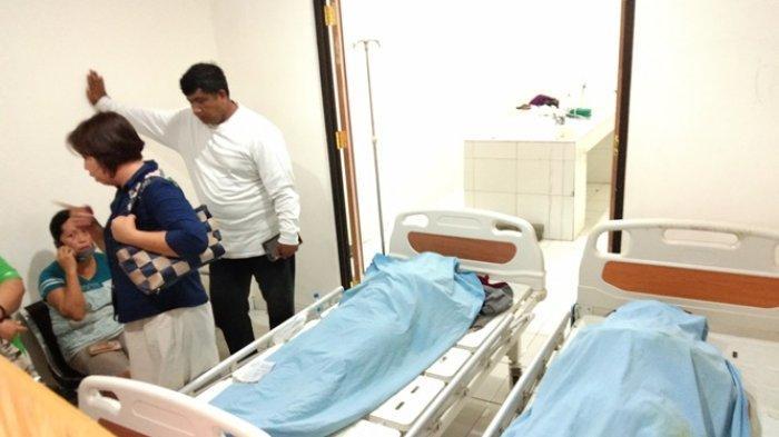Pasutri Korban Lakalantas Maut di Kairagi Ternyata Berasal dari Kota Bitung