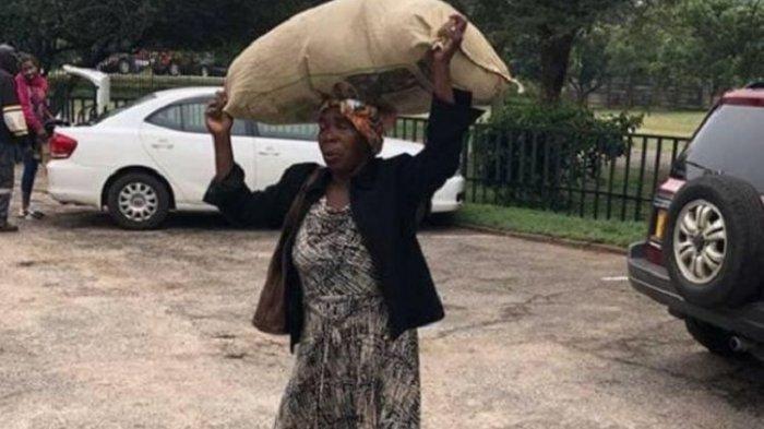 Nenek Ini Dapat Rumah dari Miliarder Setelah Bantu Korban Bencana Topan