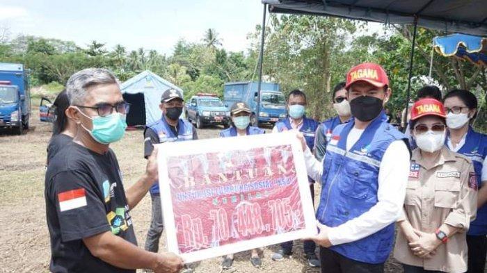 Desa Rinondoran Dikukuhkan Jadi Kampung Siaga Bencana, Joune Ganda Apresiasi Pemprov