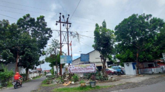 Tiga Kelurahan di Girian Zona Merah Covid 19, Petugas Gabungan Gencar Sosialisasi PPKM Mikro