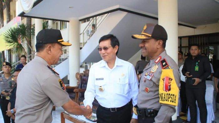 Lumentut Ajak Warga Manado Jaga Keamanan Bersama