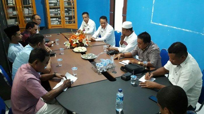 10 Wakil Rakyat Ternate Belajar di Disperdagkop Kotamobagu