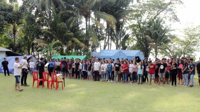 Pemuda GMIST Deklarasi Cinta Lingkungan