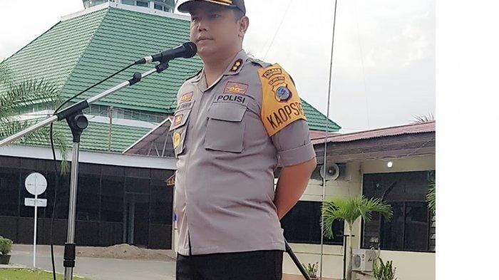Jabatan AKBP Gani Sebagai Kapolres Bolmong Berakhir