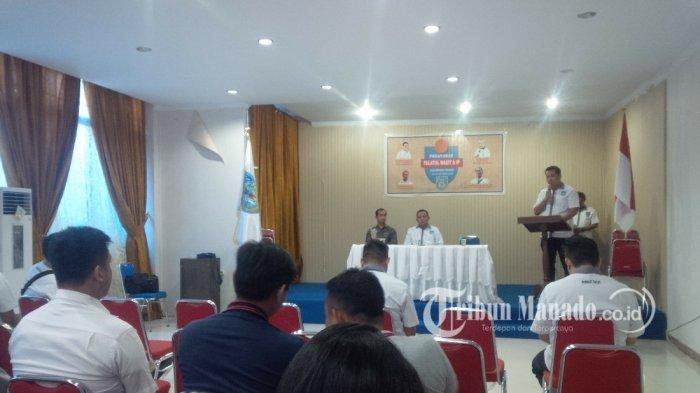 Peserta dari Kepulauan Ramaikan Penataran Wasit, Pelatih dan IP