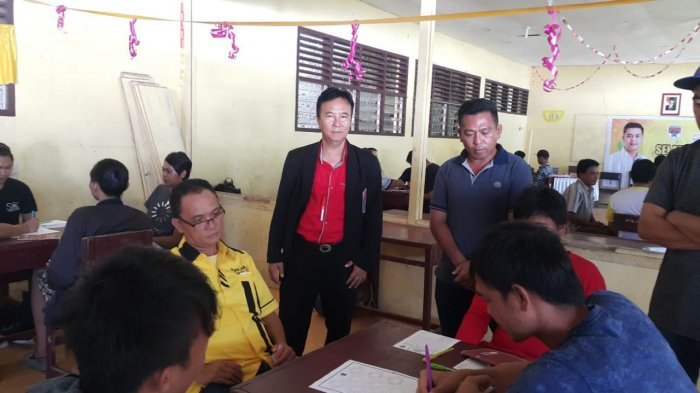 Porkab Minsel, 11 Kecamatan Bertarung di Nomor Beregu