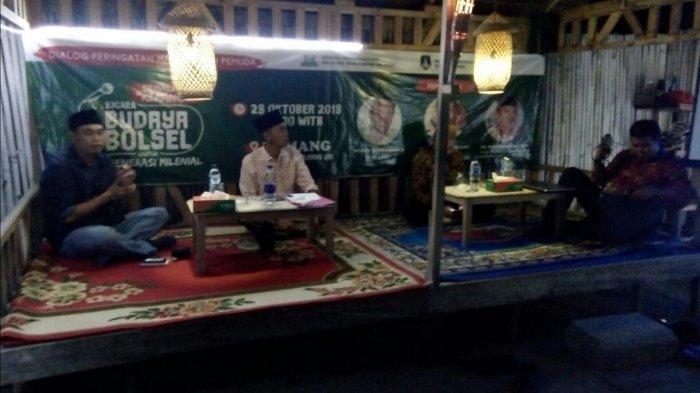 Pemuda Muhammadiyah Bolsel Gelar Dialog Fokus