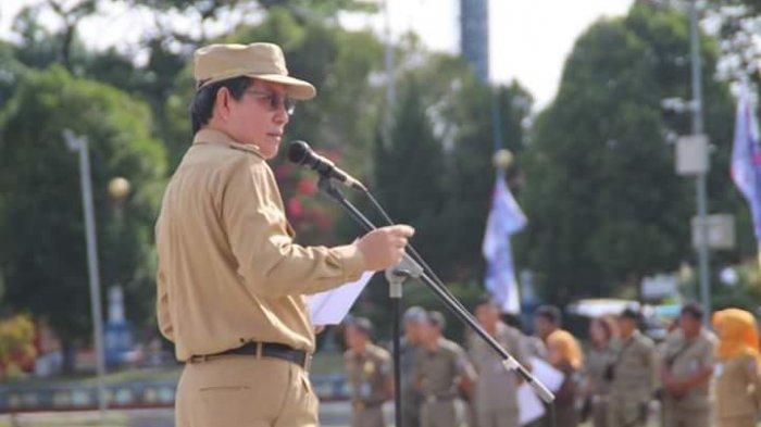 Kendaraan Harus Berhenti Saat Pengibaran Bendera, Persiapan Hari Pahlawan Pemkot Manado