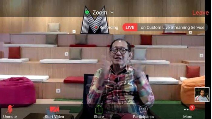 Marketing Post Covid-19, Hermawan Kertajaya: 2021 Bakal Mengubah Ketakutan Jadi Harapan