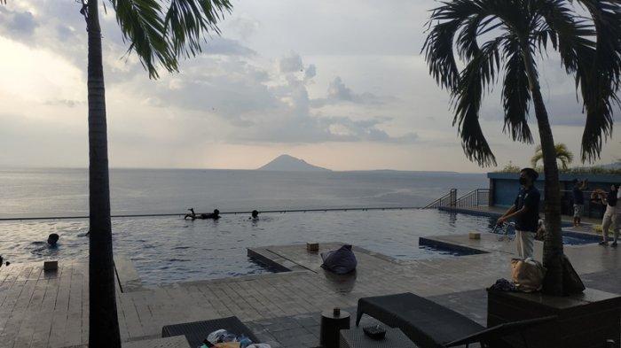 Panorama Experience Four Points Manado, Sensasi Sarapan Sambil Menikmati Indahnya Teluk Manado