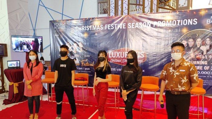 Four Points Manado Siapkan Christmas Eve Festival Dinner
