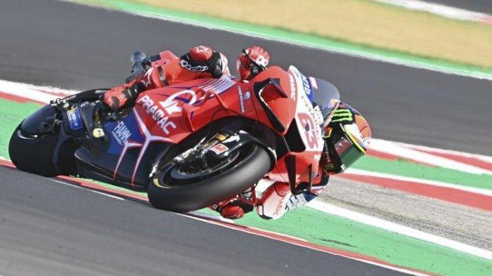 Jadwal MotoGP 2021, Bagnaia Butuh Banyak Skenario Ambil Alih Posisi Puncak Klasemen