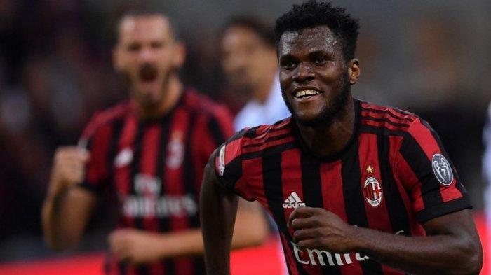 SKOR Akhir (Hasil Pertandingan) Napoli VS AC Milan, Liga Italia Senin 13 Juli 2020