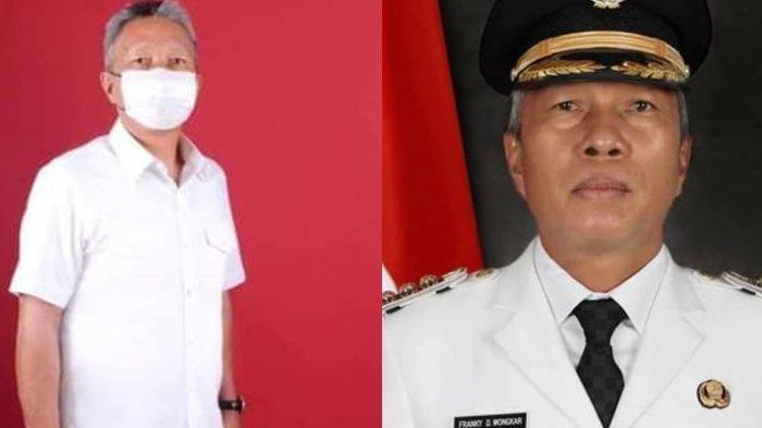 Sosok Franky Wongkar, Dilantik Jadi Bupati Minsel, Hidup Sederhana hingga Pernah Bela Megawati